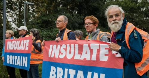 Who are Insulate Britain and why do they keep stopping traffic?