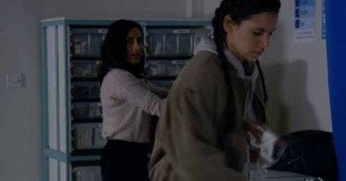 Emmerdale's Manpreet close to finding Andrea murder evidence as Meena under threat
