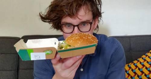 McDonald's vegan burger review: The Quarter Pounder is dead, long live the McPlant – Milo Boyd