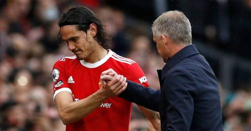 Edinson Cavani's application and Man Utd comments make Ole Gunnar Solskjaer view clear